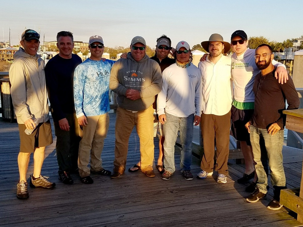 "Fishing with Knot Stressed Inshore Charters is the ""reel"" deal"